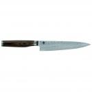 "Utility knife KAI, Shun Premier series, blade 6.5 / 16,5 cm, handle 10,5 cm."""