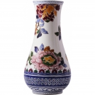 Museum vase large, Gien, Peony, H 61 cm, diameter 29 cm