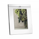 Photo frame Vera Wang Infinity, 20x25, silver plated metal, glass, cardboard, Wedgwood